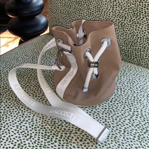 Lacoste Bags - Lacoste small bucket bag